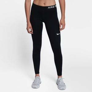 Nike Pro Women's Mid-Rise Training Tights